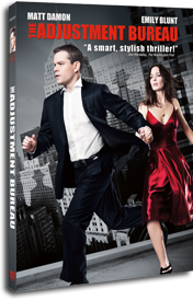 The Adjustment Bureau Movie | Official Site for the The Adjustment Bureau Film DVD